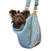 Vienna Sling Pet Carrier by Hello Doggie - Teal