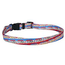 Vintage Made in the USA Dog Collar by Yellow Dog