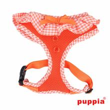 Vivien Dog Harness by Puppia - Orange