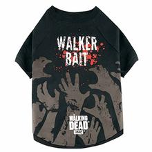 The Walking Dead Walker Bait Dog Shirt - Black