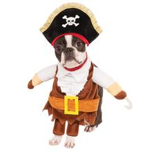 Walking Pirate Halloween Dog Costume