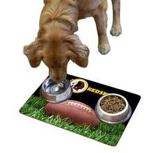 Washington Redskins Pet Bowl Mat