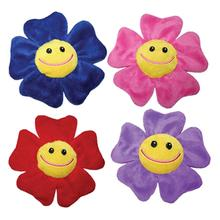 Wild Bunch Flowers Four Furrs Dog Toy