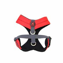 Gooby Wind Parka Dog Harness - Red