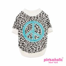 Woodstock Dog Shirt by Pinkaholic - Ivory