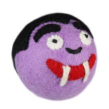 Wooly Wonkz Halloween Dog Toy - Dracula