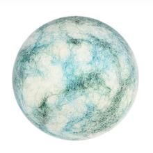 Wooly Wonks Woodland Dog Toy - Aqua Stone Ball