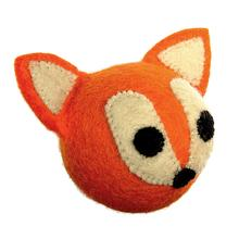 Wooly Wonks Woodland Dog Toy - Fox