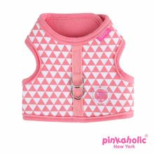 Xena Pinka Dog Harness by Pinkaholic - Pink