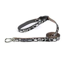 Xtrm Logo Dog Leash - Black