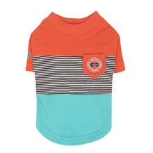 Zachary Dog Shirt by Puppia - Orange