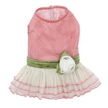 Zack and Zoey Taylor Dog Dress - Pink