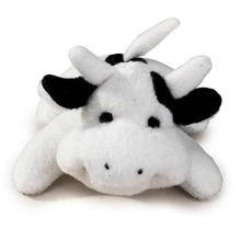 Zanies Bitty Buddies Dog Toy - Moo