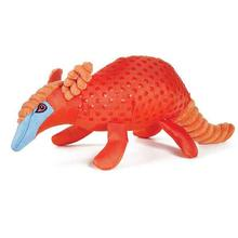 Zanies Freckle Friends Dog Toy - Armadillo