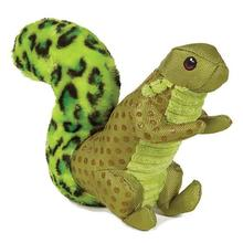 Zanies Freckle Friends Dog Toy - Squirrel