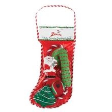 Zanies Holiday Surprise Dog Stockings