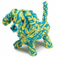 Zanies Rope Pup Dog Toy