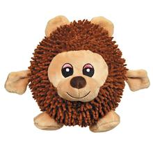 Zanies Silly Shaggies Dog Toy - Bear