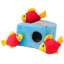 ZippyPaws Burrow Dog Toy - Aquarium