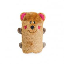 ZippyPaws Colossal Buddie Dog Toy - Bear