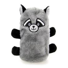 ZippyPaws Colossal Buddie Dog Toy - Raccoon