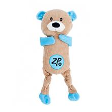 ZippyPaws Corduroy Cuddlerz Dog Toy - Bear