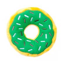 ZippyPaws Donutz Dog Toy - Mint Chip