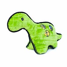 ZippyPaws Grunterz with Z-Stitch Dog Toy - Donny the Dinosaur